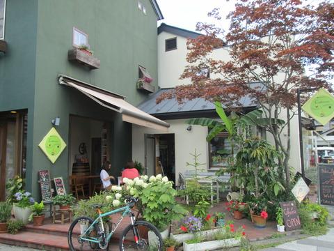カフェイーナ軽井沢