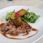 豚ロースのグリル 熊谷 エミュリシエ