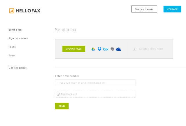 パソコンから無料でfax送信ができる hellofax が便利すぎる件
