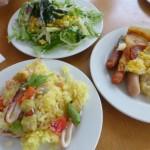【熊谷】さくらめいと内レストラン「PASSO(パッソ)」のランチバイキングに行って来た