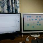 デスクトップの作業環境は重要!デュアルディスプレイで仕事を効率化