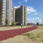【足利市】渡良瀬川沿い「五十部運動公園」は遊具も多くピクニックに最適