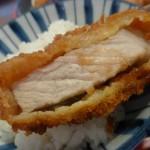 【太田市】木村家で本物の美味しいとんかつランチを食す。ついでに竜田揚げも。