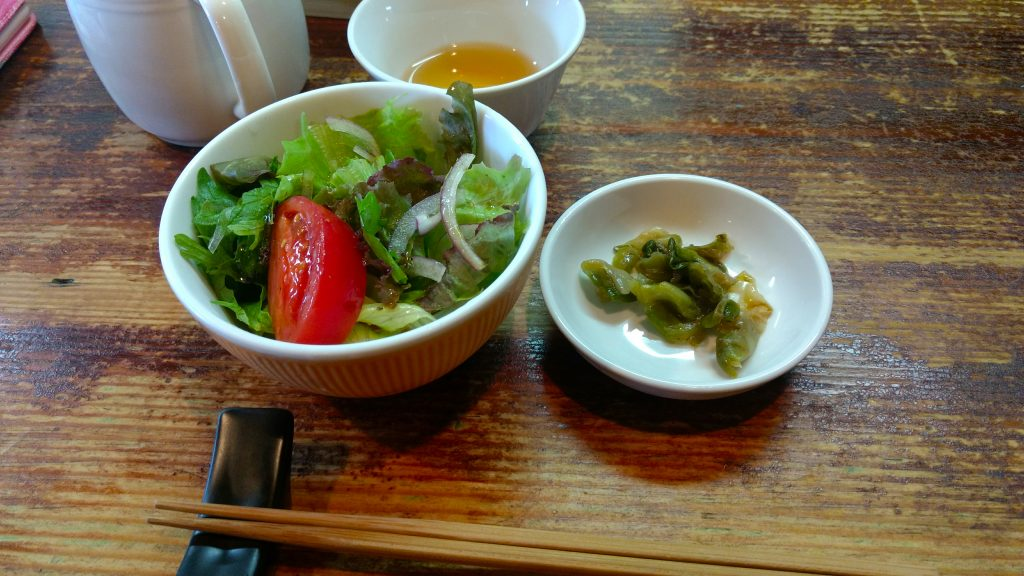 中華料理関琳でランチ